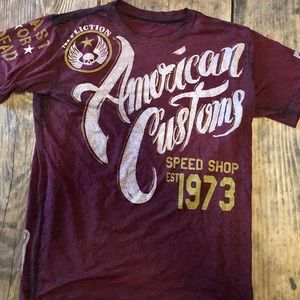 Affliction American Customs T-Shirt